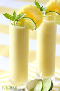 CoolerRecipe-Sept     Pineapple Coolers by Pizzazzerie.com