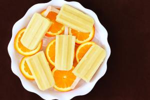 pineapple popsicle