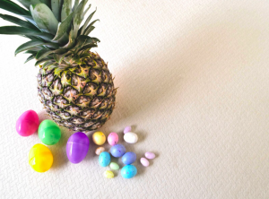 Easter Pineapple