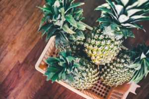 purchasing pineapples