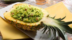 pineapple guacamole food industry