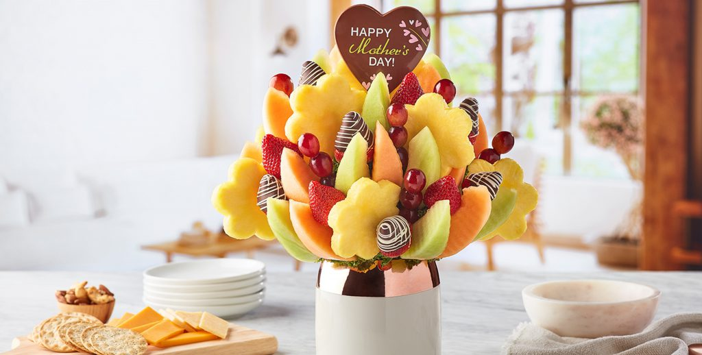 Mother's Day Gift Edible Arrangment
