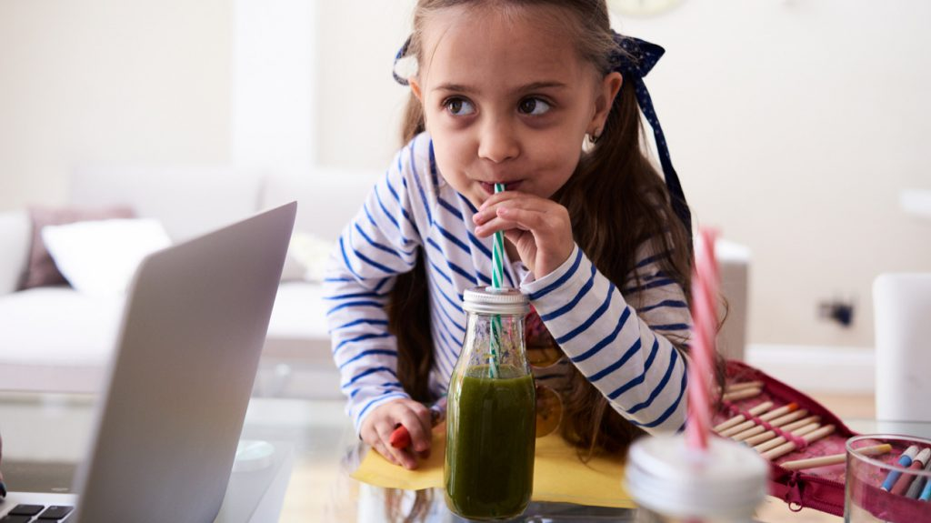 kid-friendly smoothies