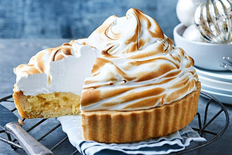 pineapple meringue pie