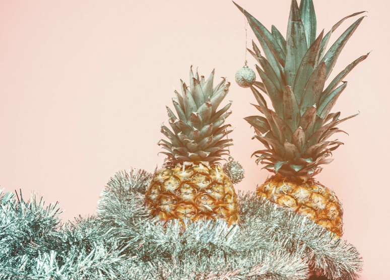pineapple holiday recipes