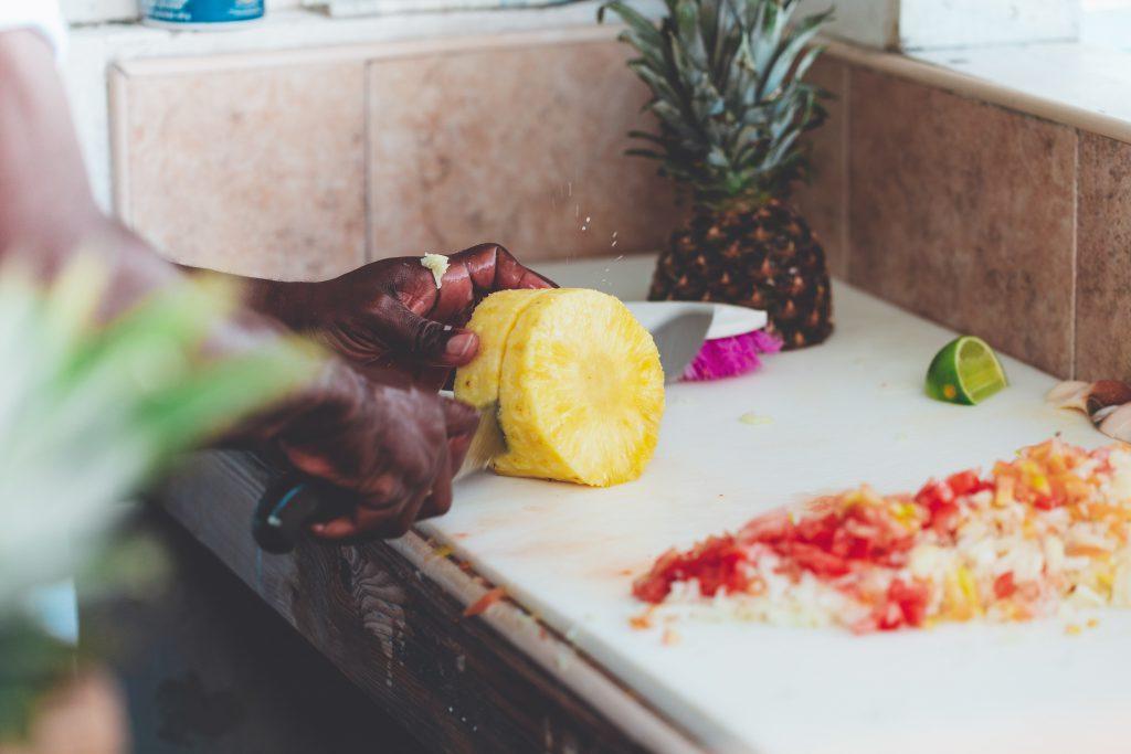 pineapple vegetables meal ideas