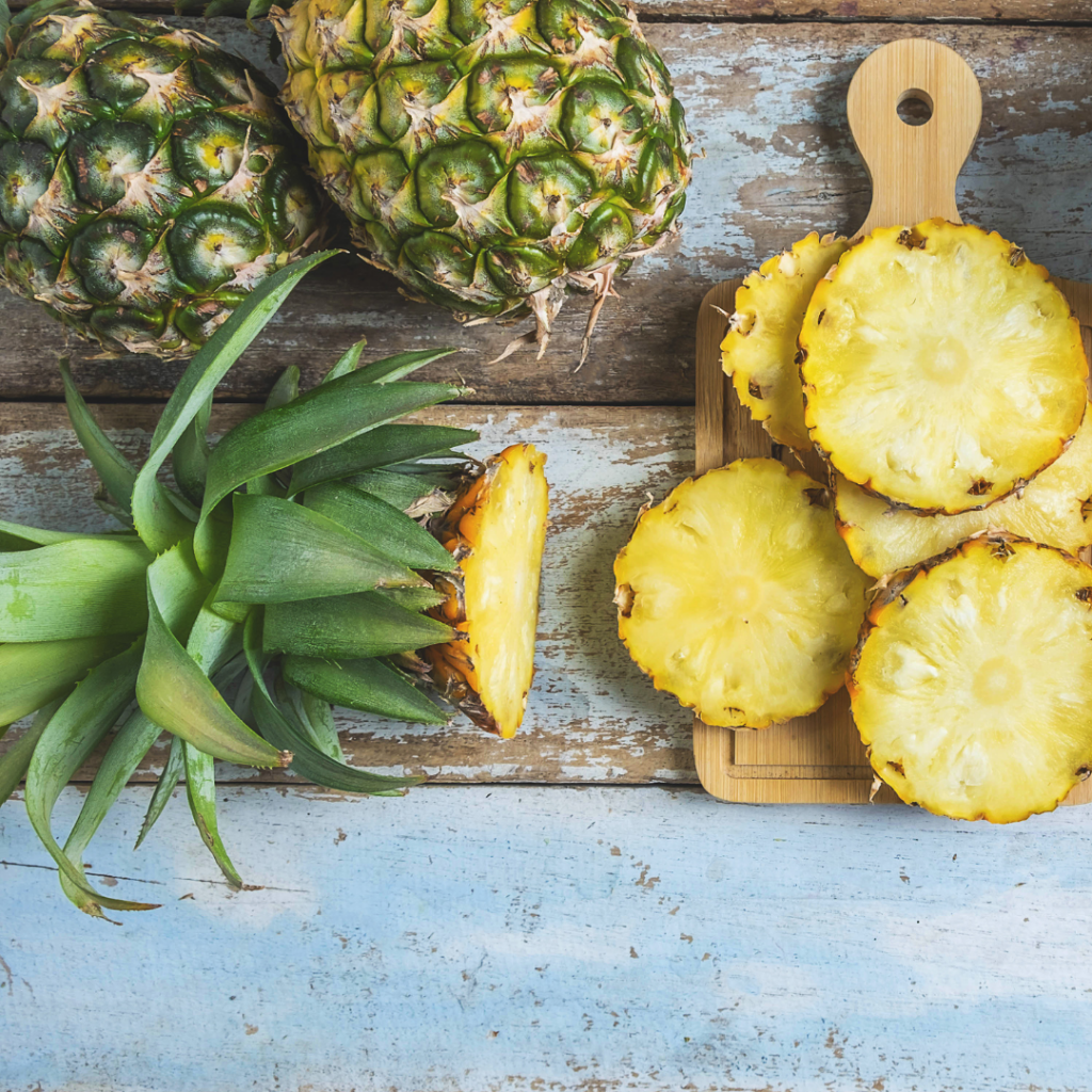 fresh pineapple side effects