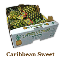 Caribbean Sweet Pineapples